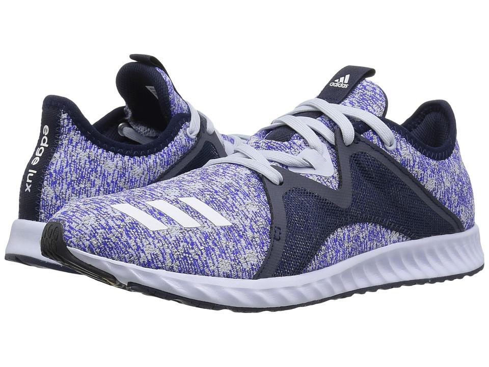 adidas Running Edge Luxe 2 (Aero Blue/Collegiate Navy/Footwear White) Women's Running Shoes