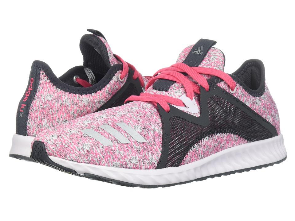 adidas Running Edge Luxe 2 (Orchid Tint/Silver Metallic/Dark Grey Heather Solid Grey) Women's Running Shoes