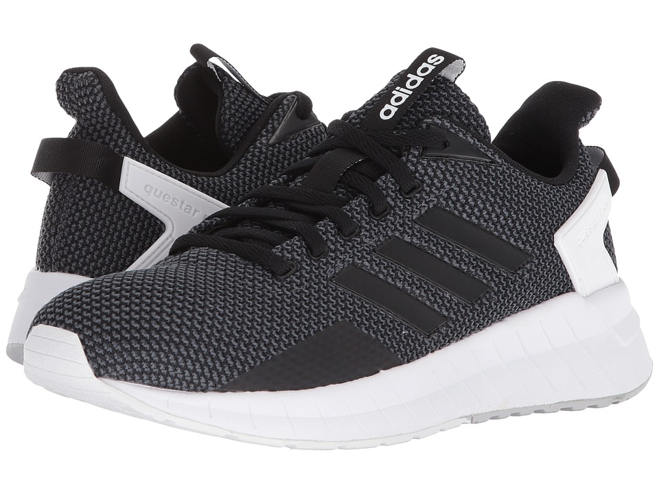 adidas Running Questar Ride (Carbon/Core Black/Grey Two) Women's Running Shoes
