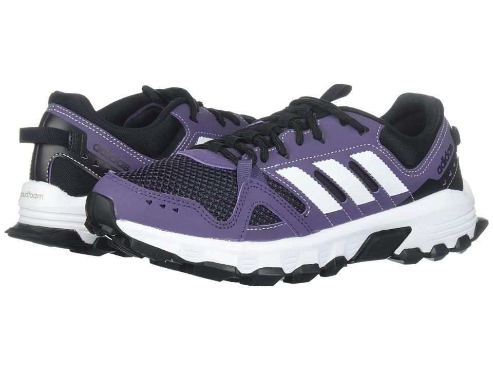 adidas Running - Rockadia Trail (Trace Purple/Footwear White/Core Black) Womens Running Shoes