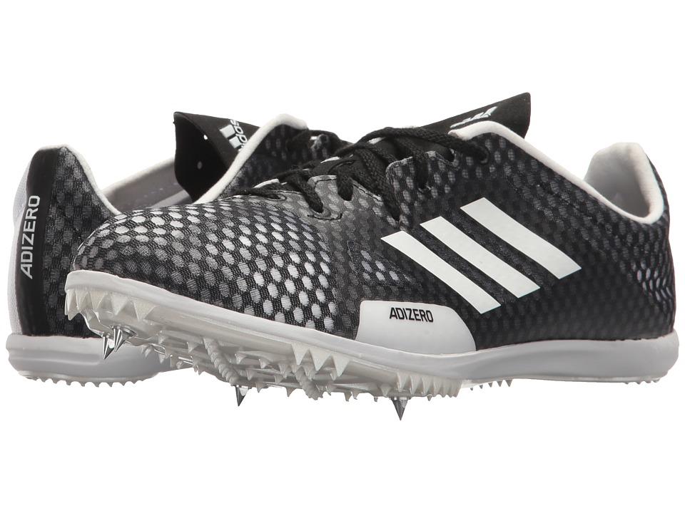 Image of adidas Running - adiZero Ambition 4 (Core Black/Footwear White/Orange) Women's Running Shoes