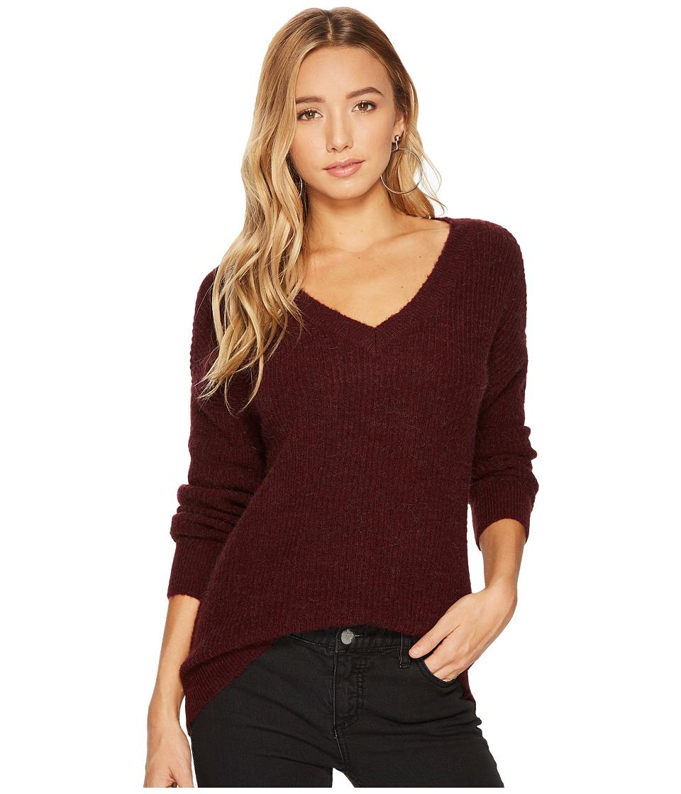 BB Dakota - Corley Fuzzy Knit Sweater