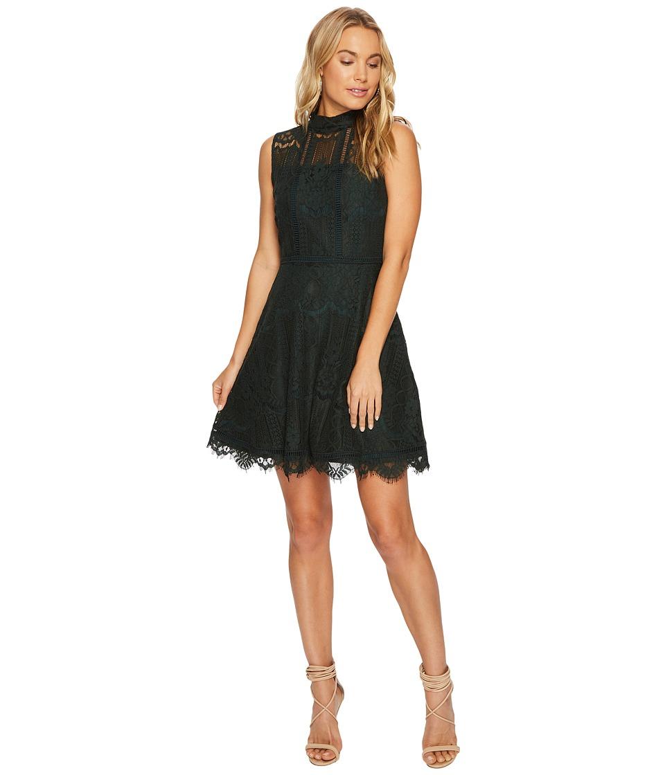 BB Dakota - Reese Lace Fit Flare Dress