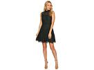 BB Dakota Reese Lace Fit Flare Dress