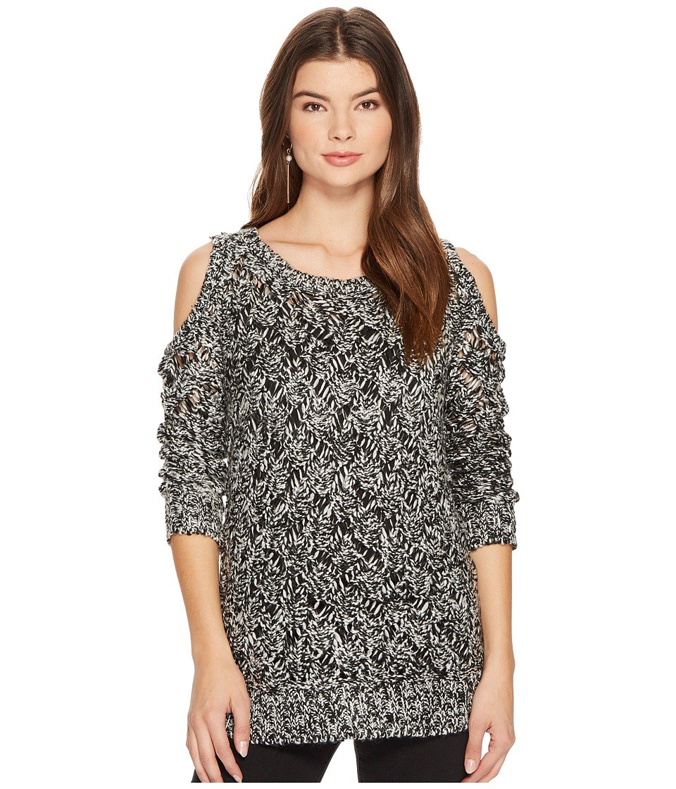 BB Dakota - Bernette Cold Shoulder Sweater