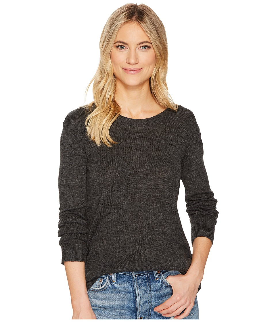 BB Dakota - Granada Lace-Up Back Sweater