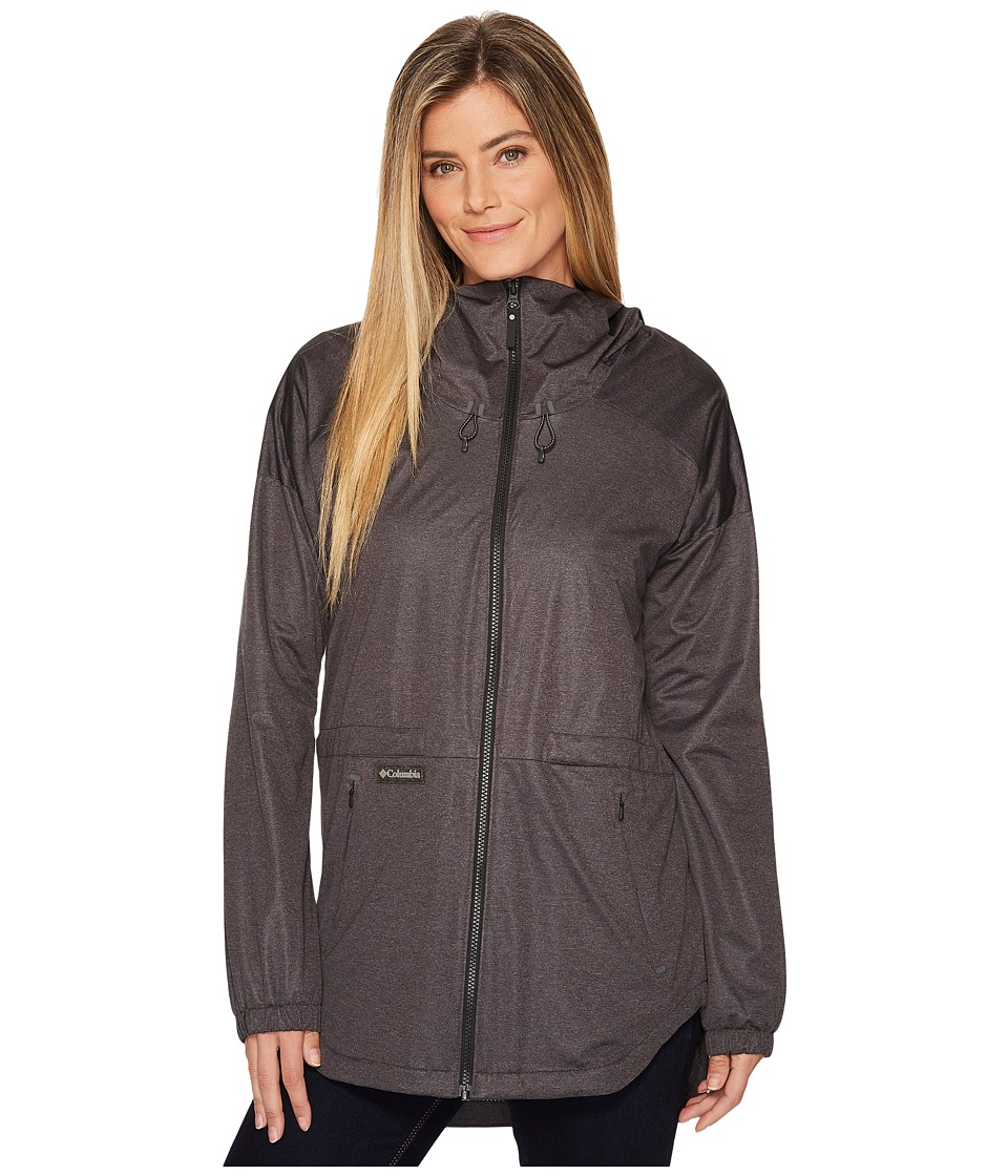 Columbia Northbounder Jacket (Shark Heather) Women