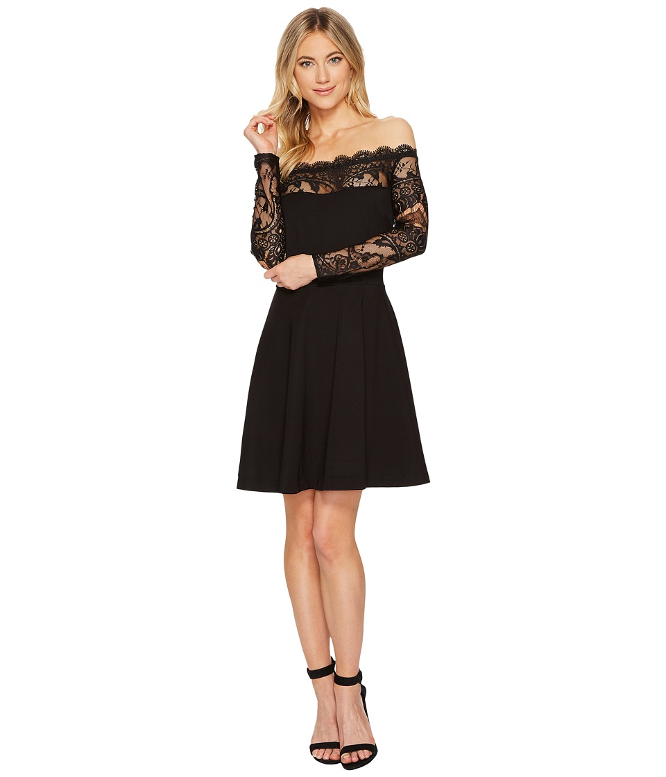 BB Dakota - Dennett Lace Off the Shoulder Dress