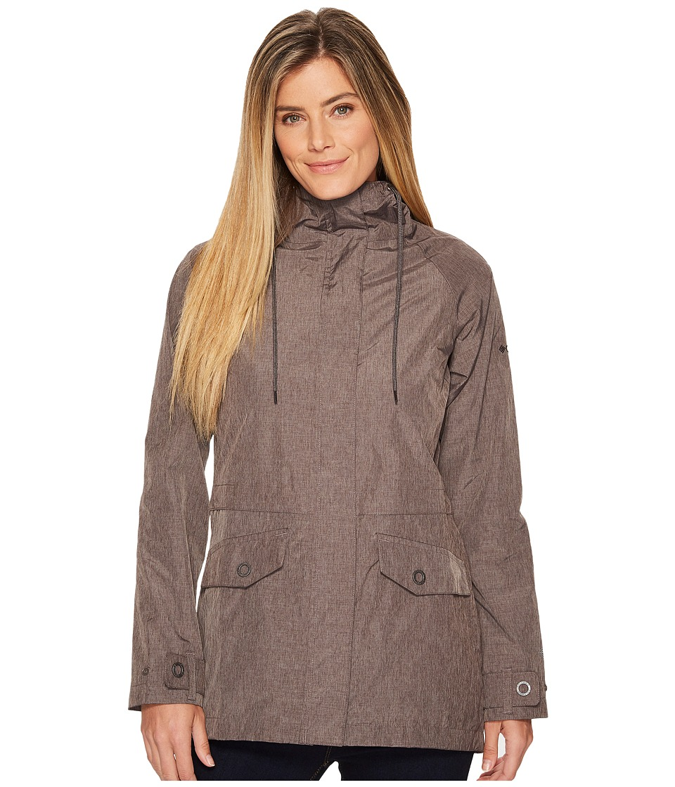 Columbia Laurelhurst Park Jacket (Mineshaft Heather) Women