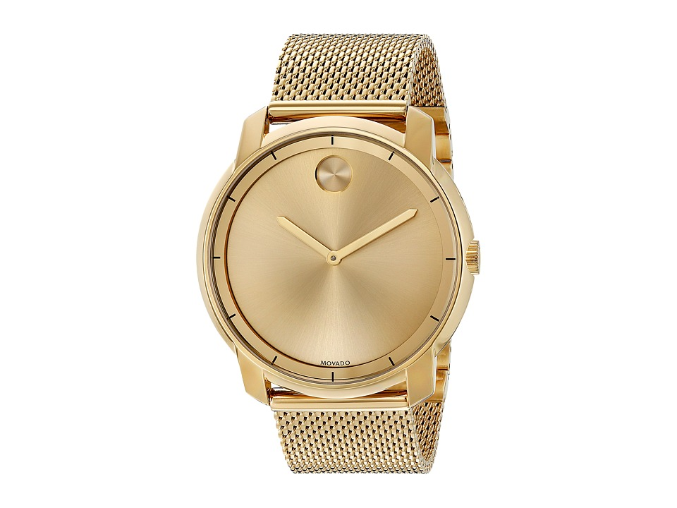 Movado Bold Thin - 3600373 (Gold) Watches