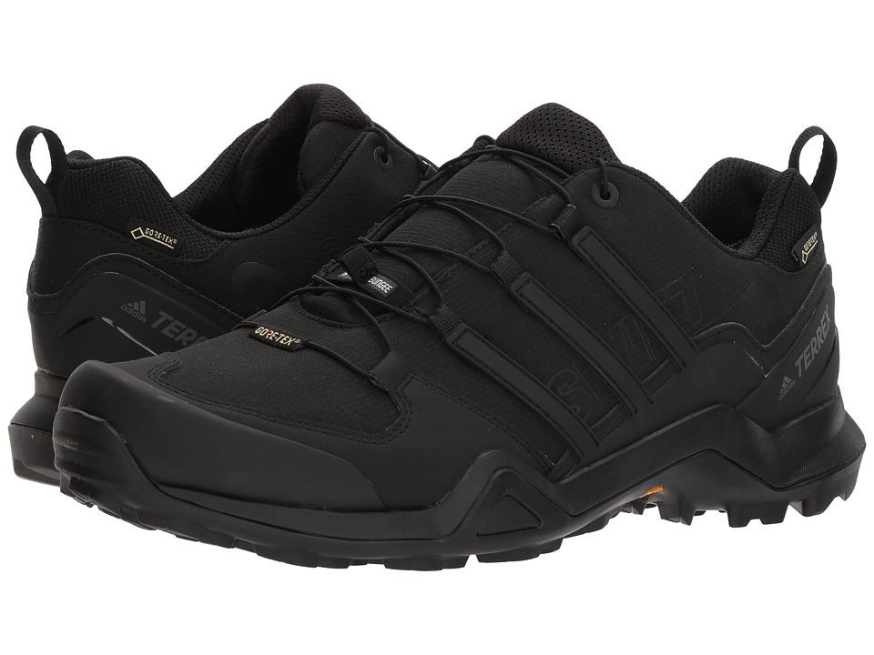 Adidas Outdoor - Terrex Swift R2 GTX(r) (Black/Black/Blac...