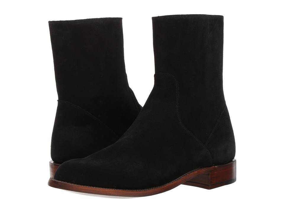 Lucchese - Jonah (Black) Cowboy Boots