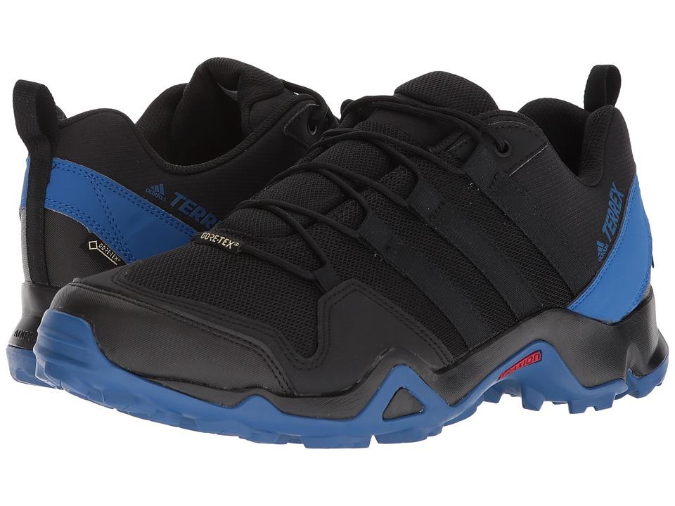 Adidas Outdoor - Terrex AX2R GTX (Black/Black/Blue Beauty...