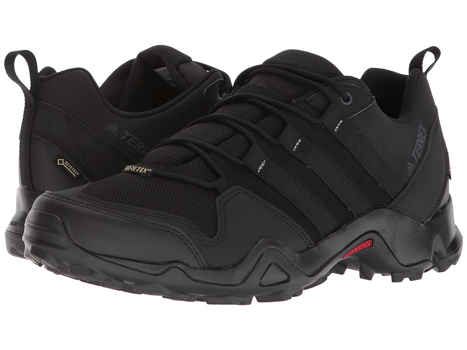 Adidas Outdoor - Terrex AX2R GTX (Black/Black/Grey Five) ...