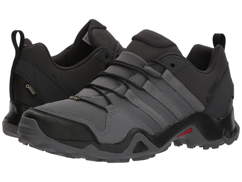 Adidas Outdoor - Terrex AX2R GTX (Carbon/Grey Four/Solar ...