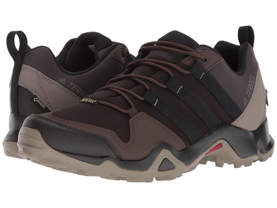 Adidas Outdoor - Terrex AX2R GTX (Night Brown/Black/Simpl...