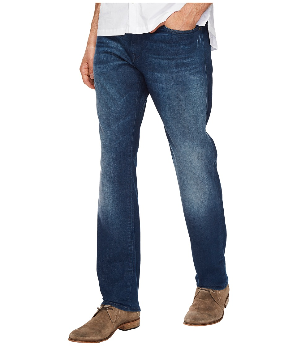 Mavi Jeans Jake Regular Rise Slim in Dark Used Chelsea (Dark Used Chelsea) Men
