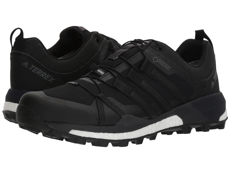 Adidas Outdoor - Terrex Skychaser GTX(r) (Black/Black/Car...