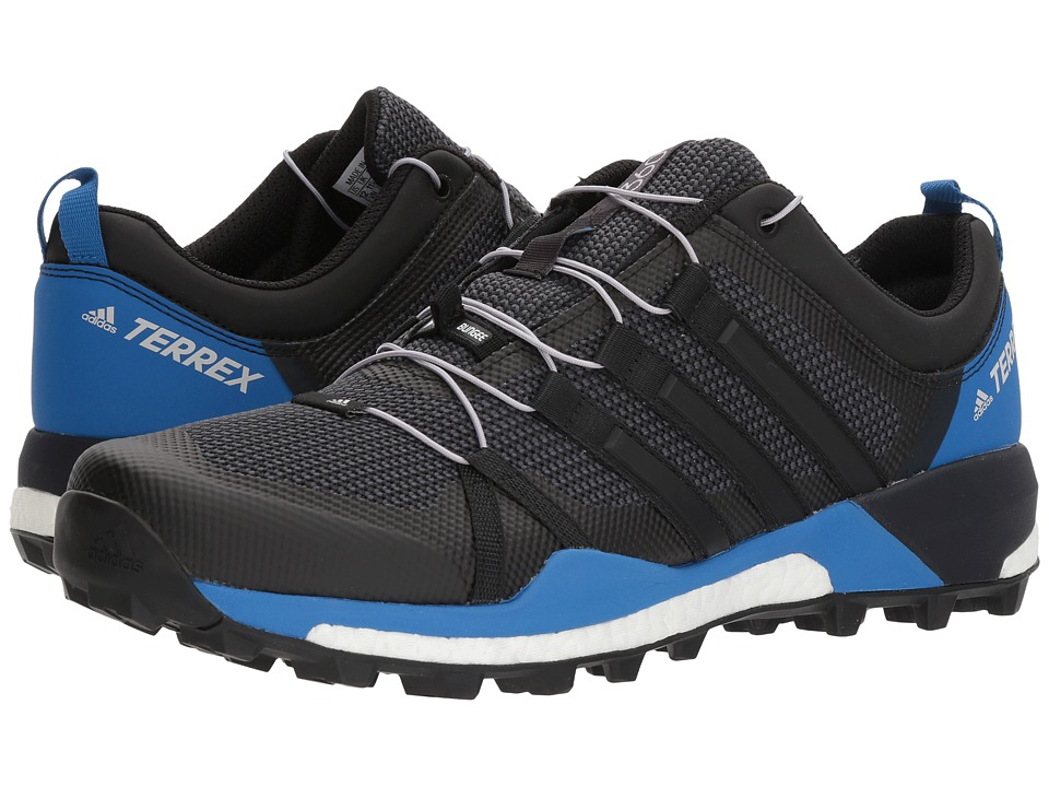 adidas Outdoor - Terrex Skychaser (Black/Black/Carbon) Mens Shoes