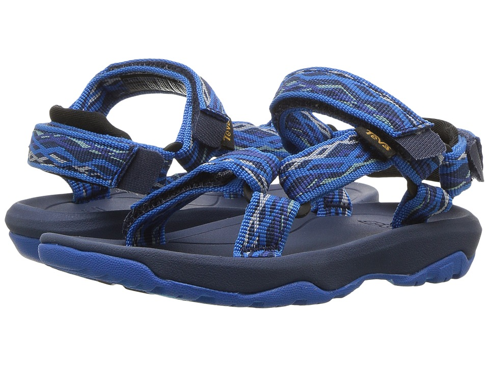 Teva Kids - Hurricane XLT 2 (Little Kid/Big Kid) (Delmar Blue) Boys Shoes