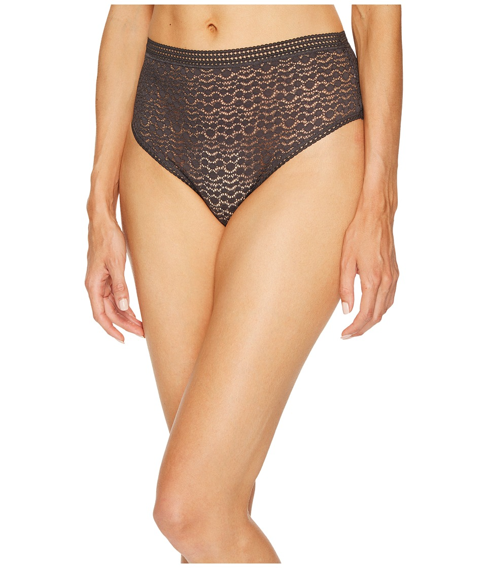 ELSE - Pebble High Waist Cheeky Thong