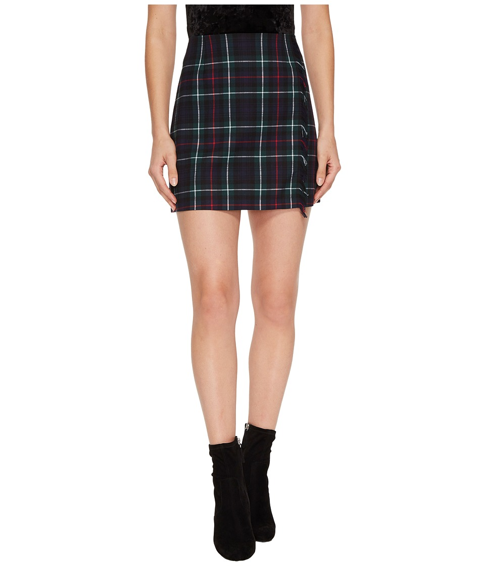 BB Dakota - Graham Plaid Skirt