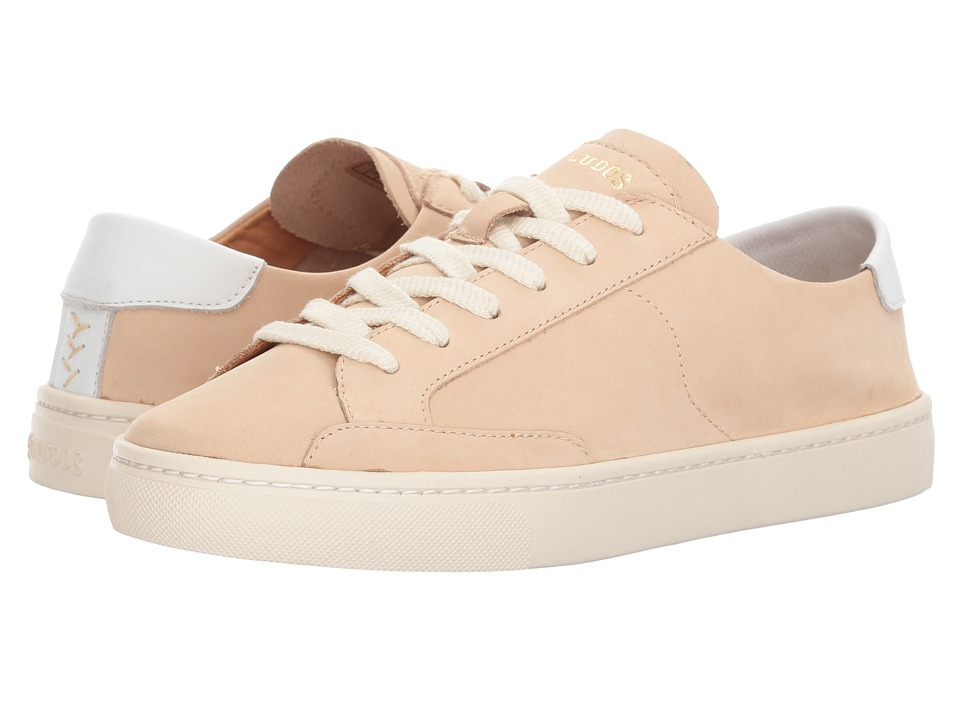 Soludos Ibiza Classic Lace-Up (Nude) Women