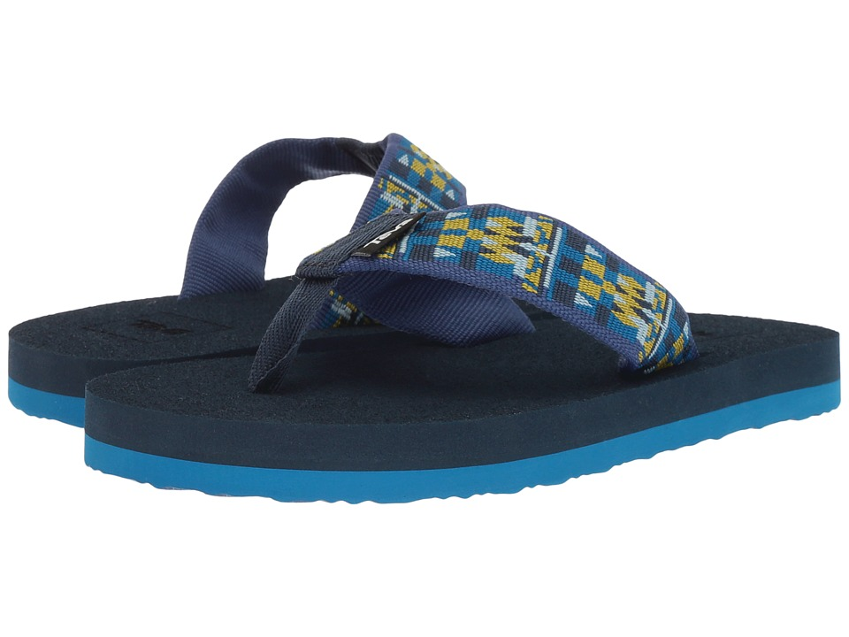 Teva Kids - Mush II (Little Kid/Big Kid) (Robble Blue) Boys Shoes