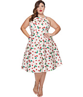 Unique Vintage - Plus Size Savannah Swing Dress