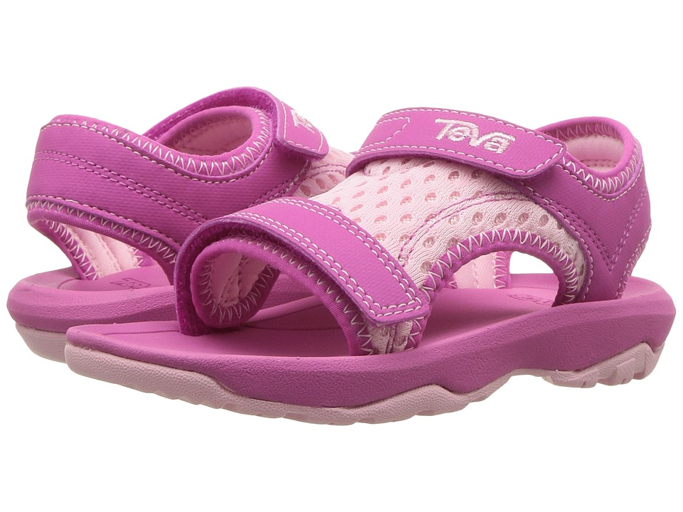 Teva Kids - Psyclone XLT (Toddler) (Pink) Girls Shoes