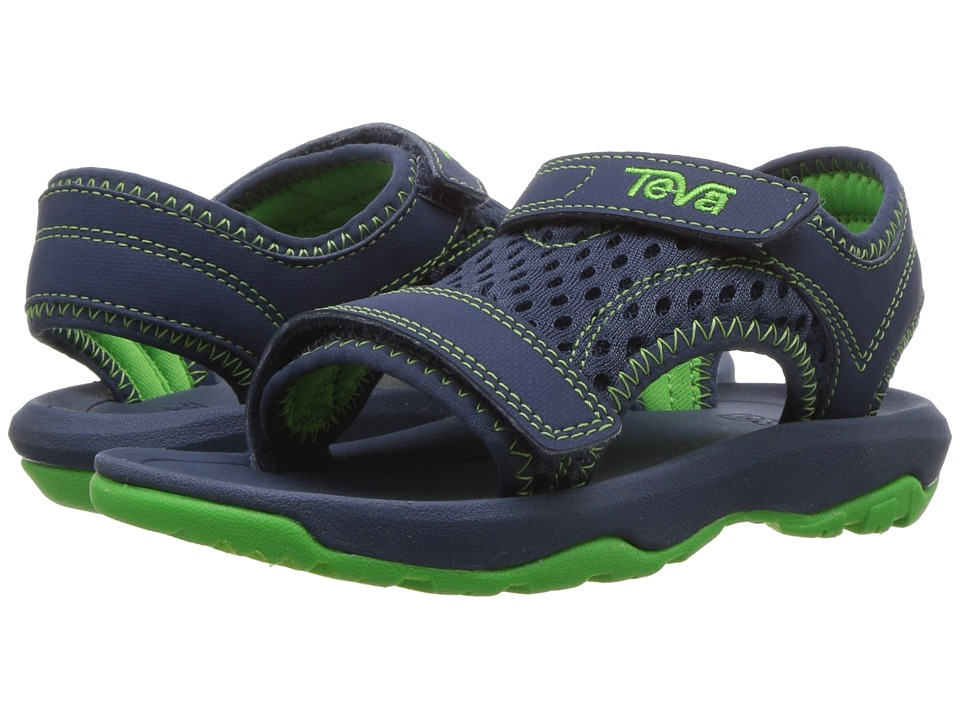 Teva Kids - Psyclone XLT (Toddler) (Navy) Boys Shoes