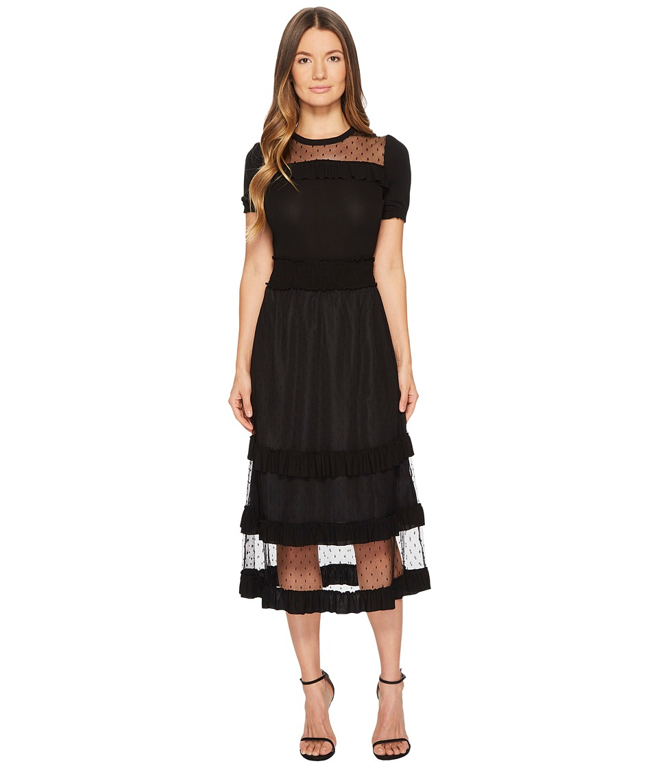 RED VALENTINO Jeryse Dress with Point D