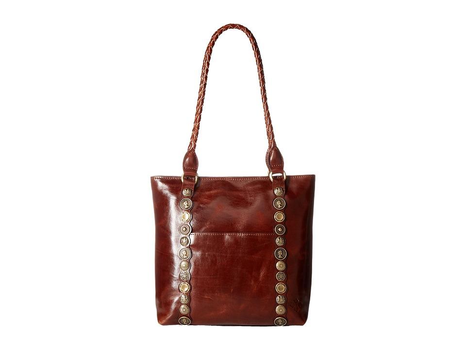 Patricia Nash - Rena Tote (Tobacco) Tote Handbags