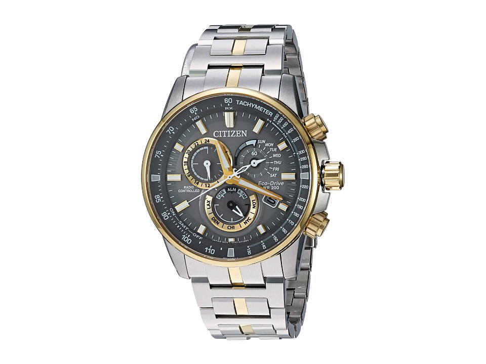 Citizen Watches - AT4124-51H Eco-Drive (Two-Tone) Watches