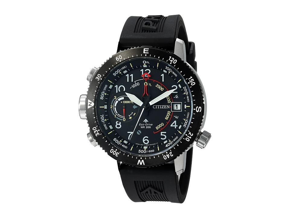 Citizen Watches - BN5058-07E Eco-Drive (Black) Watches