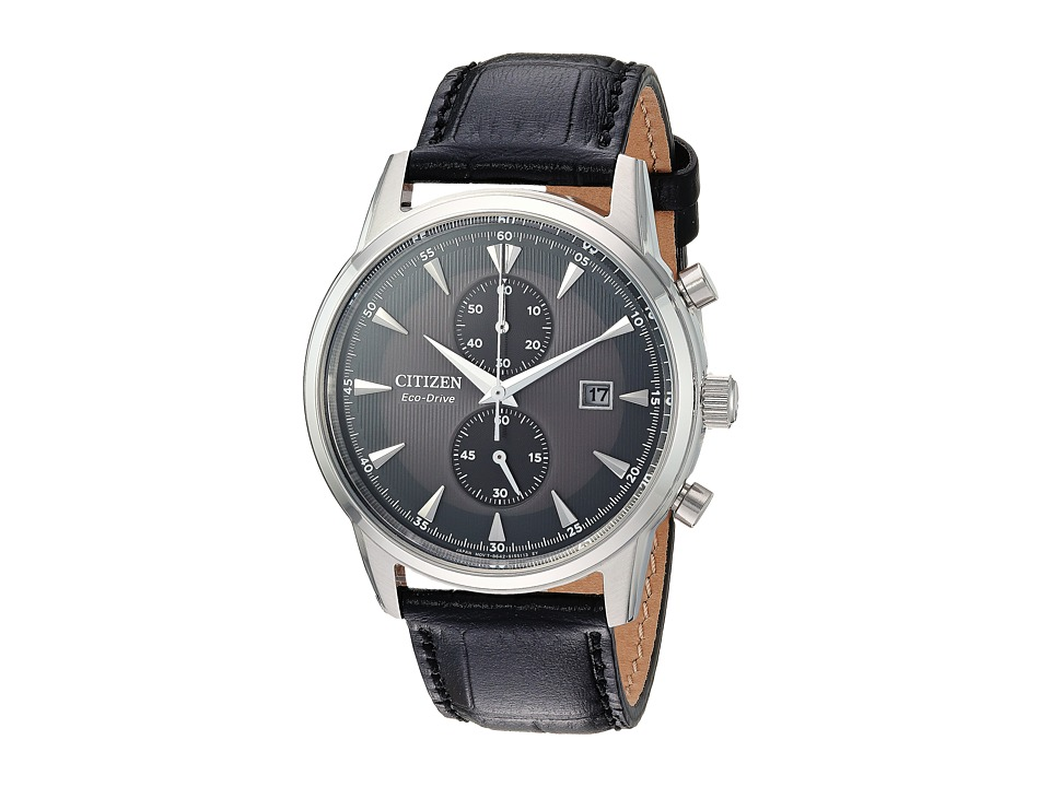 Citizen Watches - CA7000-04H Eco-Drive (Black) Watches