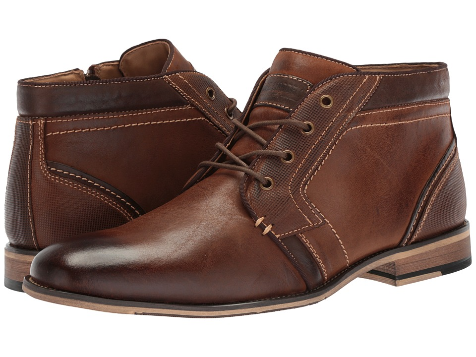 Steve Madden Jodie (Dark Tan) Men