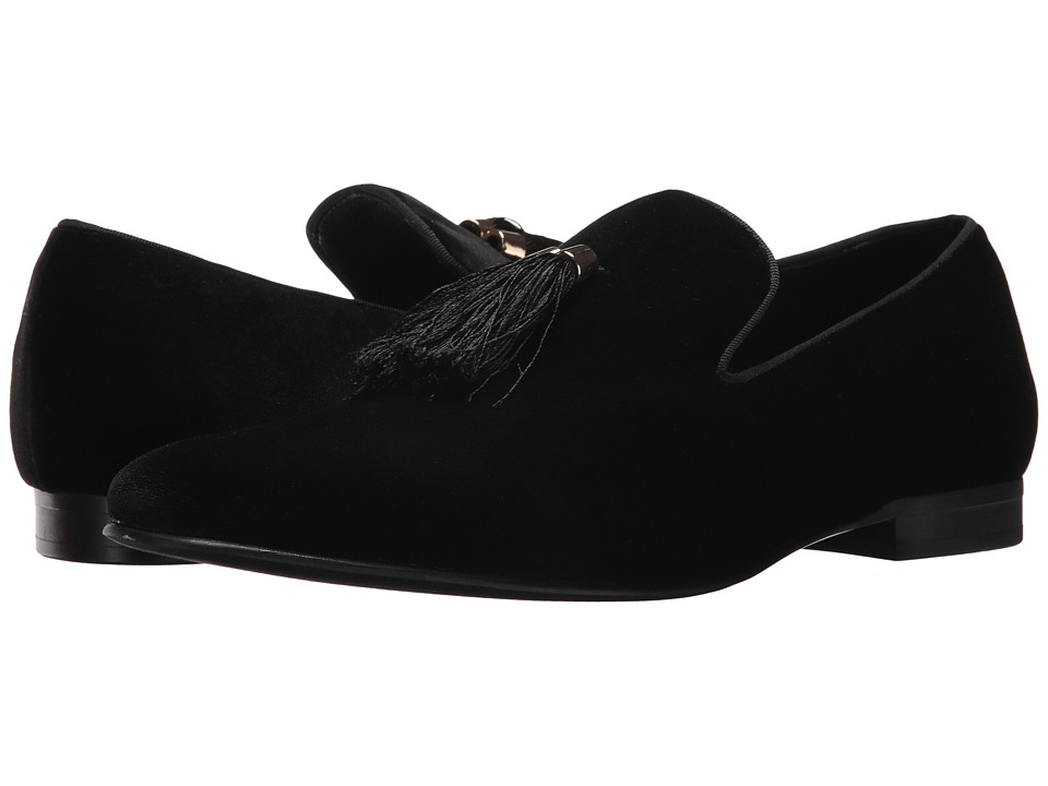 Steve Madden Liberty (Black Velvet) Men