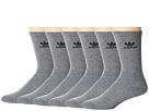 adidas Originals Originals Trefoil Crew Sock 6-Pack