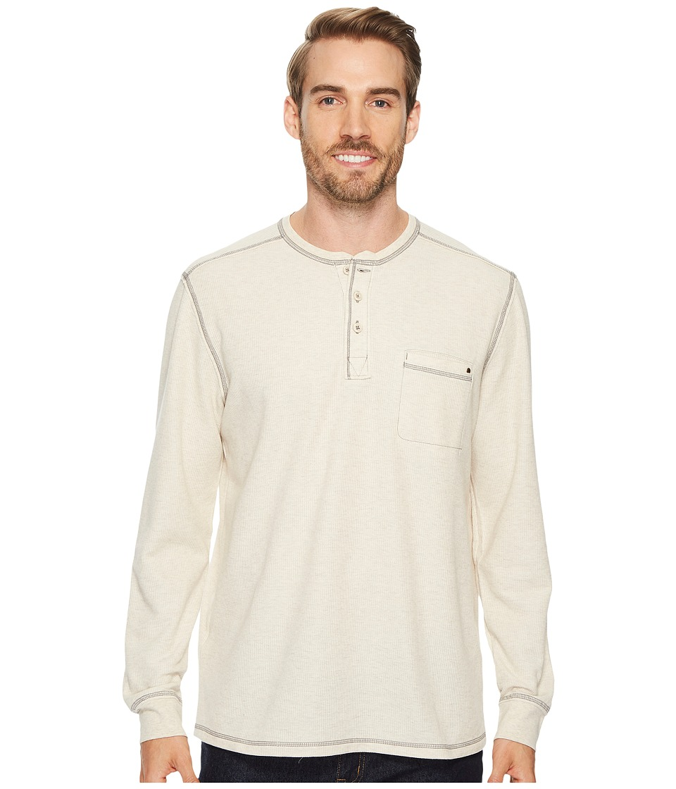 Tommy Bahama Island Thermal Henley (Abalone Heather) Men