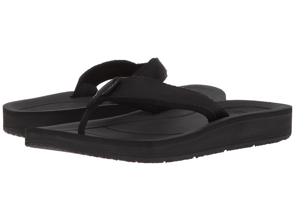 Teva - Flip Premier (Black) Women's Sandals