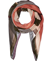 Vince Camuto - Military Color Block Square Scarf
