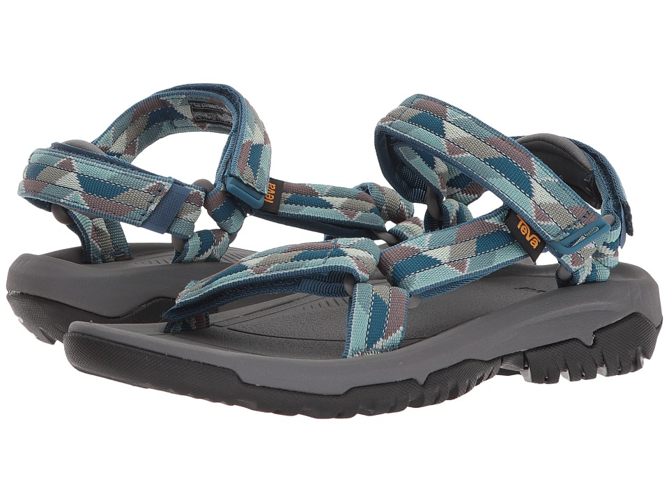 Teva Hurricane XLT2 (Kerne Blue Multi) Women's Shoes