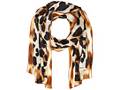Vince Camuto - Blur Cheetah Oblong Scarf