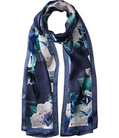 Vince Camuto - Photoreal Floral Oblong Scarf
