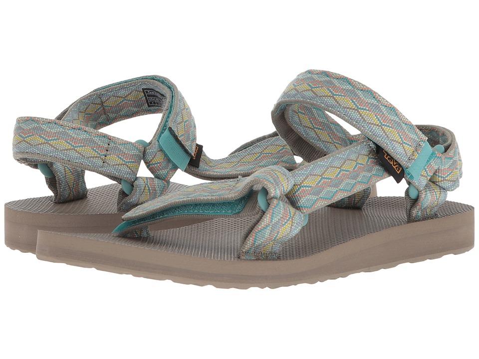 Teva Original Universal (Miramar Fade Sage Multi) Sandals