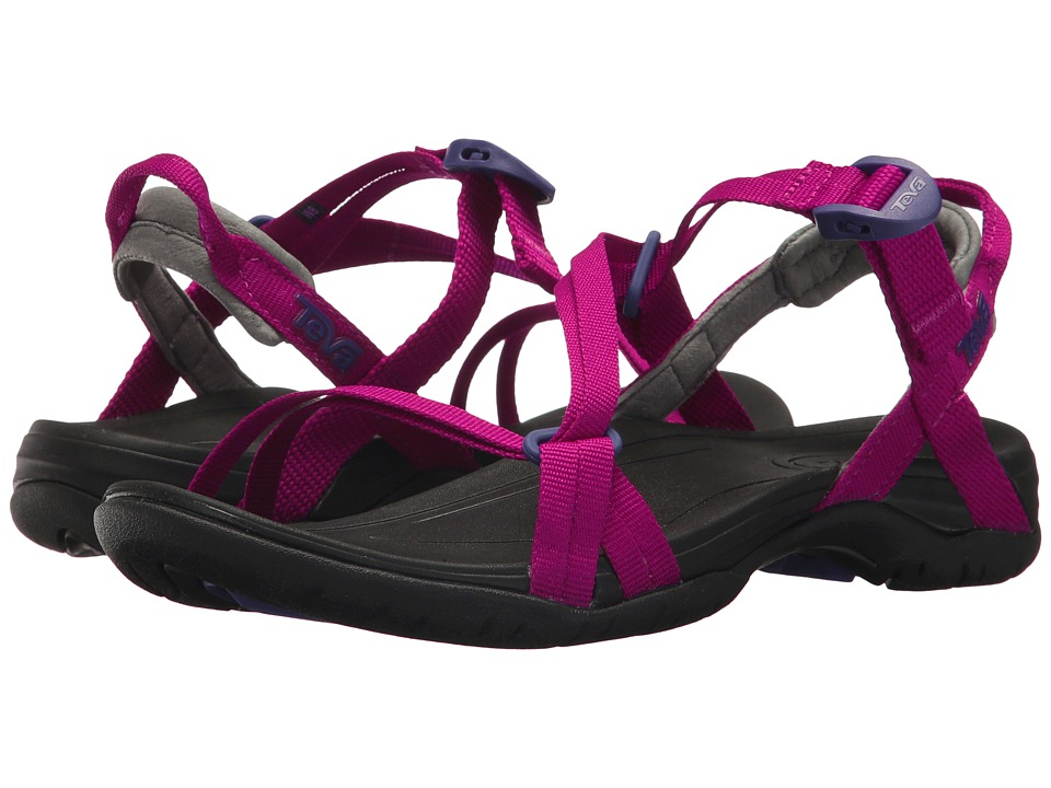 Teva Sirra (Boysenberry) Women's Shoes