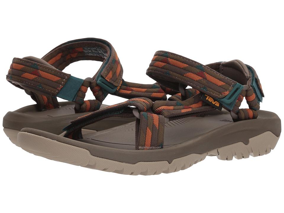 Teva - Hurricane XLT2 (Kerne Black Olive) Mens Shoes