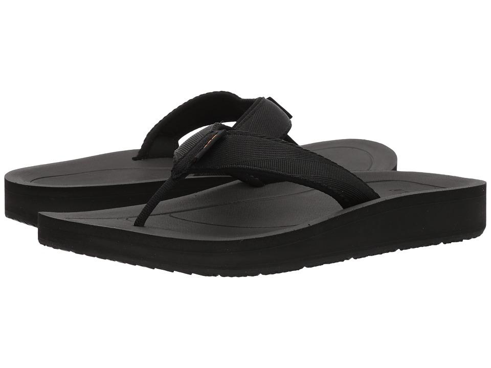 Teva - Flip Premier (Black) Men's Sandals