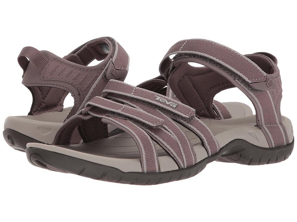Teva Tirra (Plum Truffle) Sandals